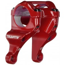 Аксесоар за велосипед Truvativ Holzfeller 4-Bolt Direct Mount Stem 0 Degree Rise 31.8 mm - 50 mm, Boxxer Red