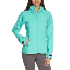 Дамско яке Adidas Tennis Sequentials Women's Softshell Hoodie,свелтосин,40